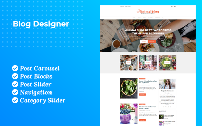 blog designer for elementor wordpress pluging